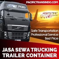 Sewa Trucking Trailer Container By Pacific Trans
