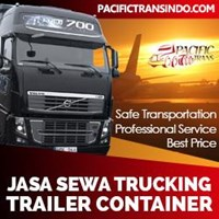 Sewa Truk Trailer Kontainer By Pacific Trans