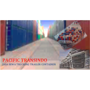 Sewa Trailer Kontainer  By Pacific Trans