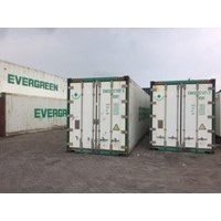 Distributor Box Container Reefer 40 ft HC 3