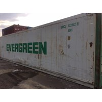 Box Container Reefer 40 ft HC 1