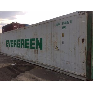 Box Container Reefer 40 ft HC