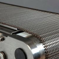 WireMesh Belt Conveyor 1