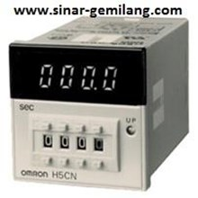Digital Quartz Timer With Four-Digit LED Display
