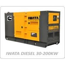 IWATA Genset DIESEL 30-200KW