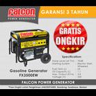 Genset Bensin Falcon 3.5 Kva 1