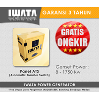 Jual Panel ATS IWATA 8-30KW