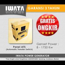 Panel ATS IWATA 8-30KW