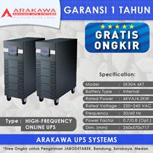 UPS ARAKAWA ON-LINE SK30A 6KVA
