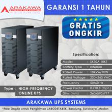 UPS ARAKAWA ON-LINE SK30A 10KVA