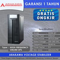 UPS ARAKAWA ON-LINE SK30B 6KVA
