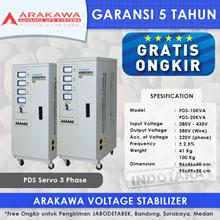 STABILIZER ARAKAWA PDS 3 PHASE PDS-10KVA