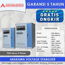STABILIZER ARAKAWA PDR 3 PHASE PDR-50KVA