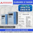 STABILIZER ARAKAWA PDR 3 PHASE PDR-200KVA 1