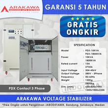 STABILIZER ARAKAWA PDX 3 PHASE PDX-1000KVA