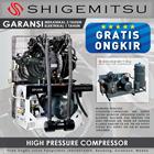 Kompresor Angin Shigemitsu High Pressure Untuk Mesin Molding LZ-1.2-30 1