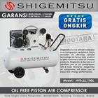 Compressor Oil Free Wind Shigemitsu HV-0.22 Tank 100L 3HP 1