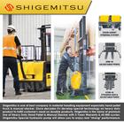 Hand Pallet Semi Electric Truck Shigemitsu MP15A 6