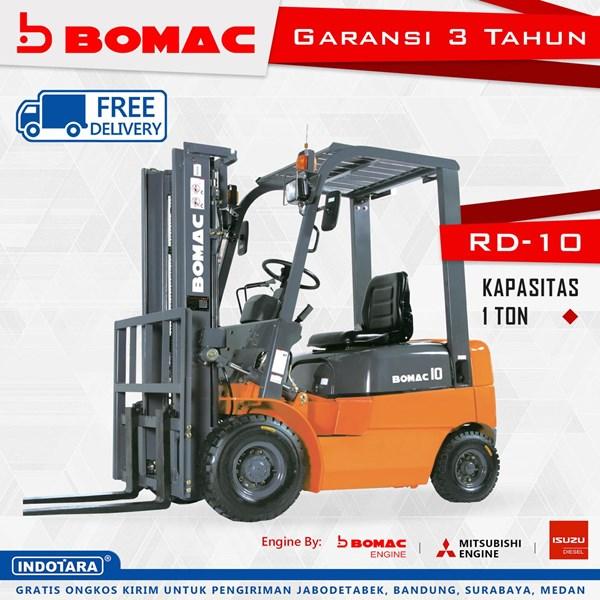 Forklift Bomac RD-10 Kapasitas 1 Ton