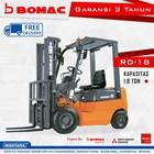 Forklift Bomac RD-18 Kapasitas 1.8 Ton 1