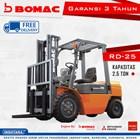 Forklift Bomac RD-25 Kapasitas 2.5 Ton 1