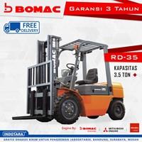 Forklift Bomac RD-35 Kapasitas 3.5 Ton