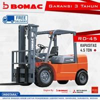 Forklift Bomac RD-45 Kapasitas 4.5 Ton