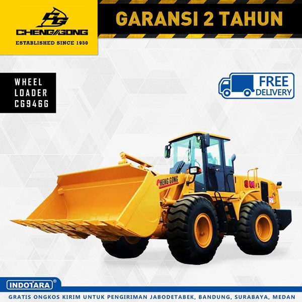 Wheel Loader Chenggong CG946G