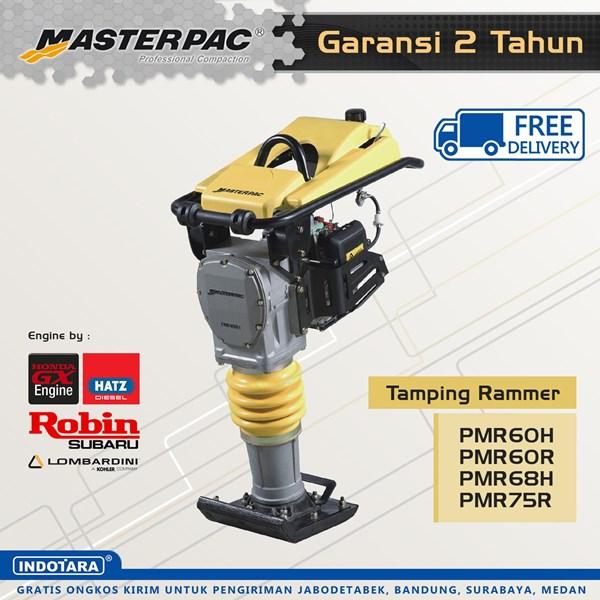 Mesin Pemadat Tanah Tamping Rammer Masterpac PMR Series