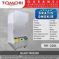 Tomori Blast Freezer TBF-220L 1