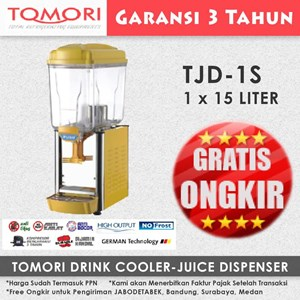 Jus Dispenser or Juice Dispenser TOMORI TJD-1S