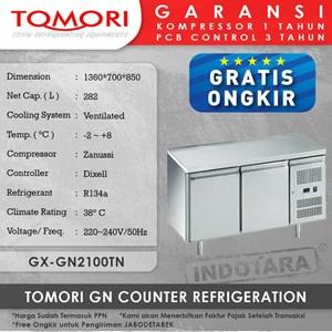 Undercounter Refrigerator Kulkas Mini  (GX-GN2100TN)