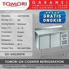 Undercounter Refrigerator Kulkas Mini TOMORI - GX-GN2200TN 1