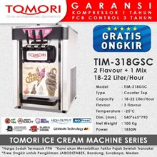 Rainbow Ice Cream TOMORI TIM-318GSC
