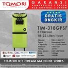 Ice cream Machine TIM-318 GPSF Tomori 1