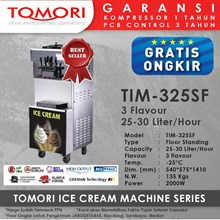 Ice Cream Machine 3 Handle TOMORI TIM-325SF
