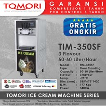 Ice Cream Machine TOMORI TIM-350SF