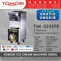 Mesin Pembuat Es Krim 3 Tuas (RAINBOW ICE CREAM) TOMORI TIM-325SFR