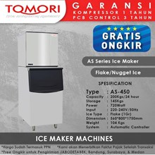 TOMORI ICE FLAKE Maker AS-450