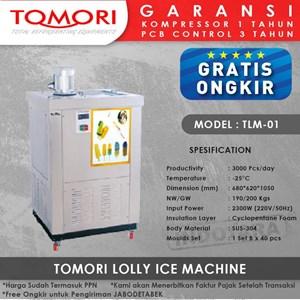 Mesin Pembuat Es Loli Tomori TLM-01