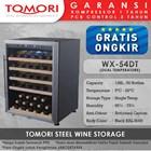 Mesin Penyimpan Wine Tomori Wine Storage Steel WX-54DT 1