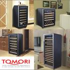 Wine Cooler Tomori Wine Storage Wood WX-450SW 6