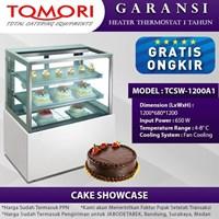 TOMORI Mesin Showcase Cake TCSW-1200A1