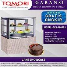 TOMORI Mesin Showcase Cake TCS-1200A1