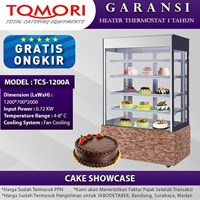 TOMORI Mesin Showcase Cake TCS-1200A