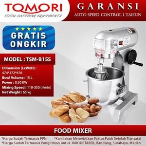TOMORI Stand Mixer / Mixer Roti TSM-B15S