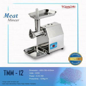 Mesin Pengiris Daging / Tomori Meat Mincer TMM-12