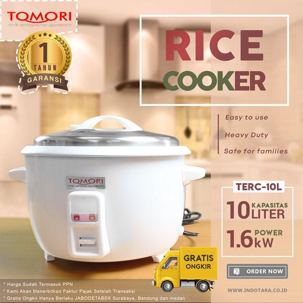 Electric Rice Cooker TERC-10L