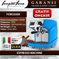 Mesin Kopi Espresso Coffee Ferratti Ferro  Maker FCM3200B