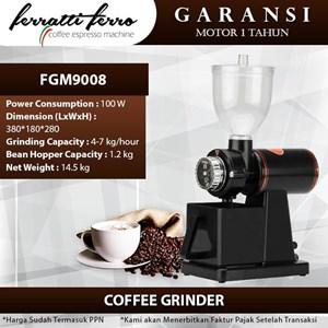 Ferratti Ferro Coffee Grinder Machine FGM9008